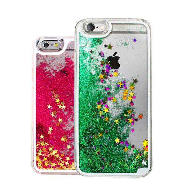 67ad2ad661b Estuche Glitter para iPhone | Compudemano