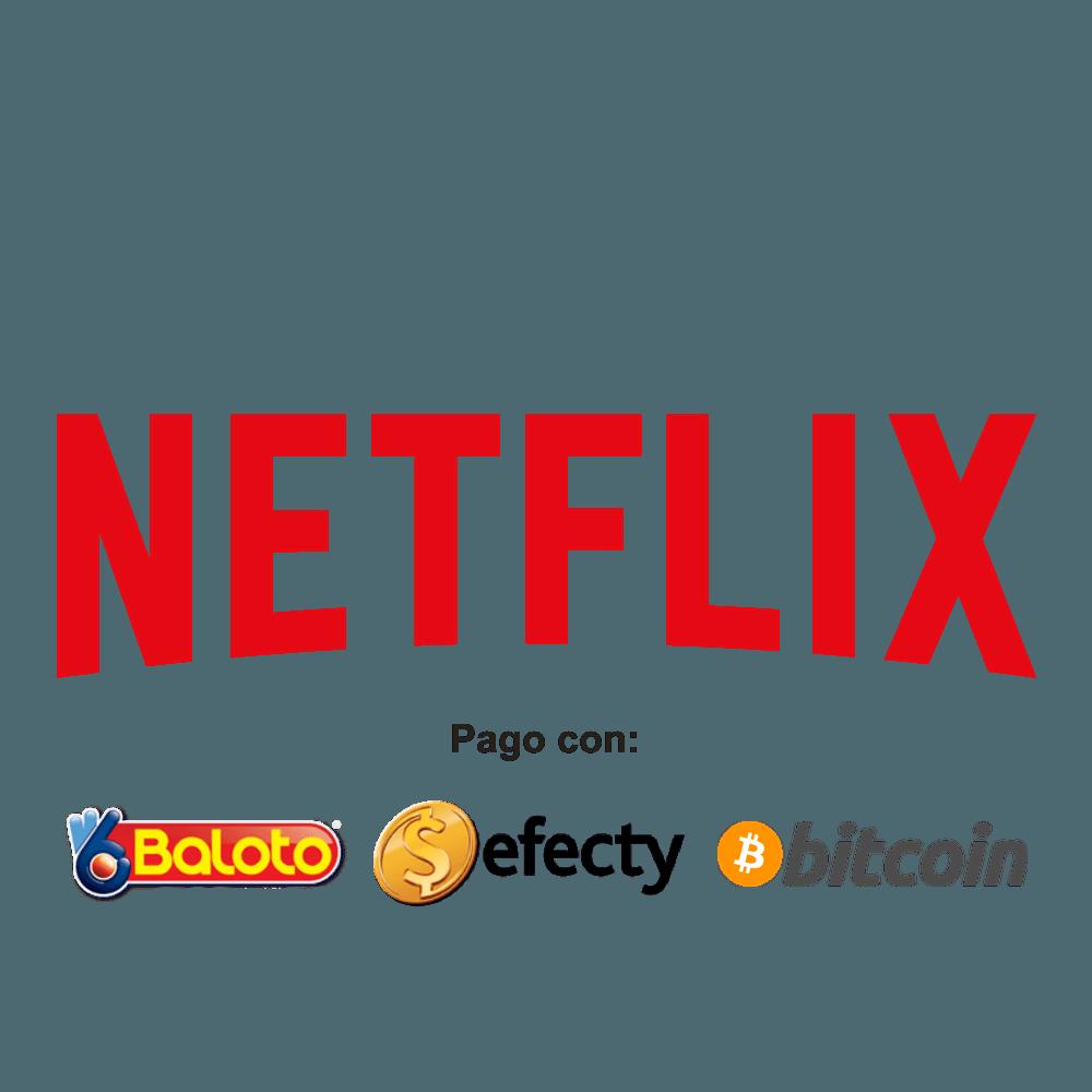 Pin Netflix 20 000 Pago Con Efecty Baloto Soluciones En Red O Bitcoin Colombia Compudemano