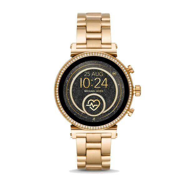 Inteligente Dorado Heart Reloj Sofie Reloj Nnm8Pv0wyO